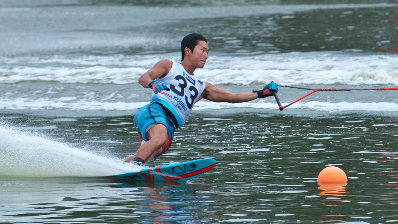 Ryota Funo 2016WUC Pre' Slalom