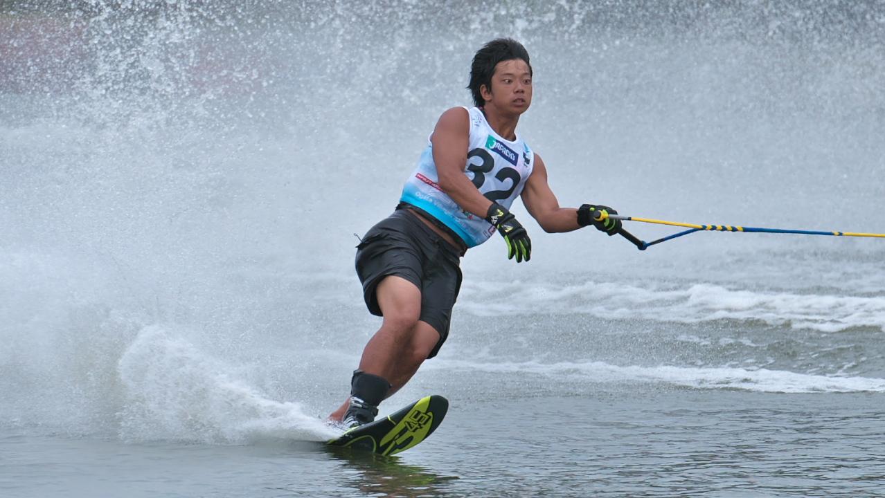 Yuichiro Danno 2016WUC Pre' Slalom
