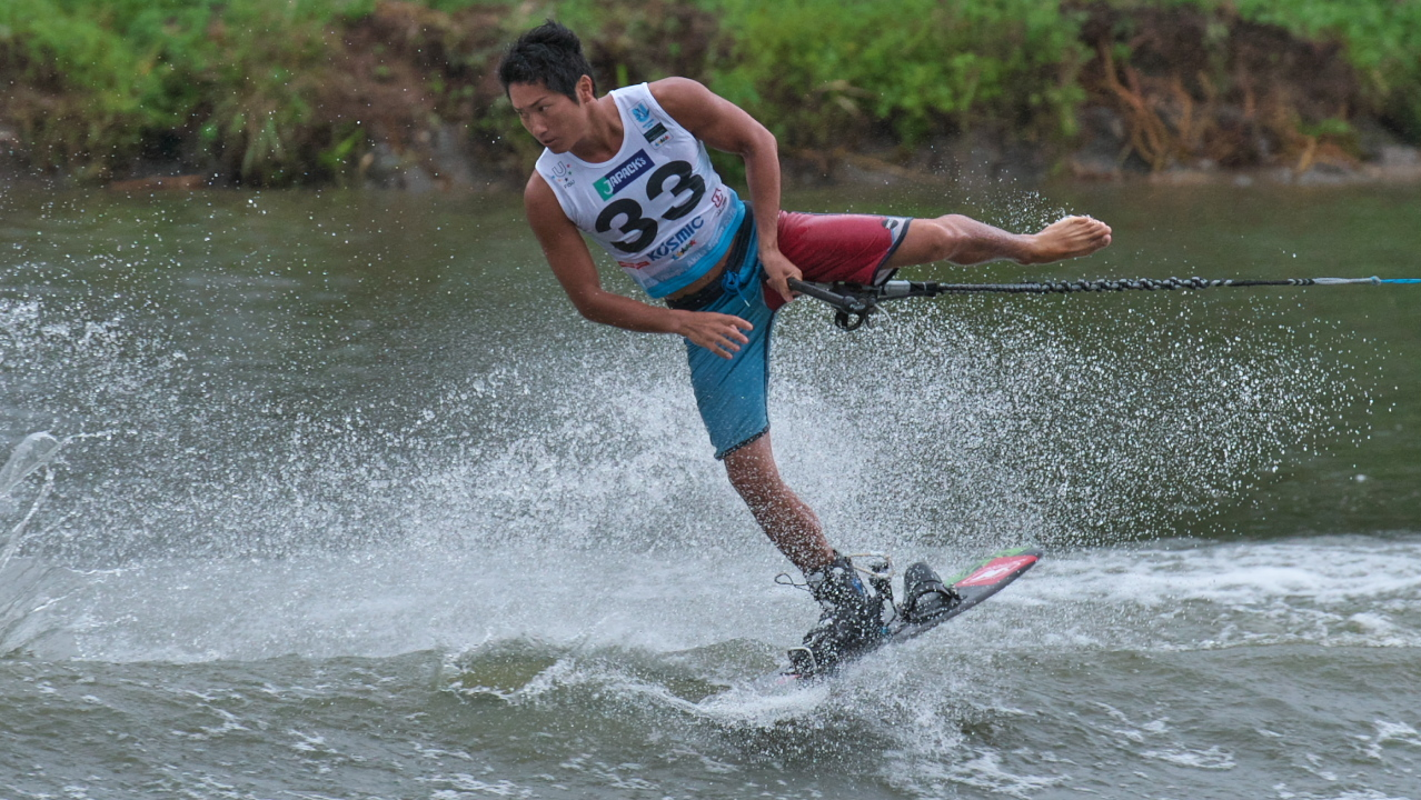 Ryota Funo 2016WUC Pre' Trick