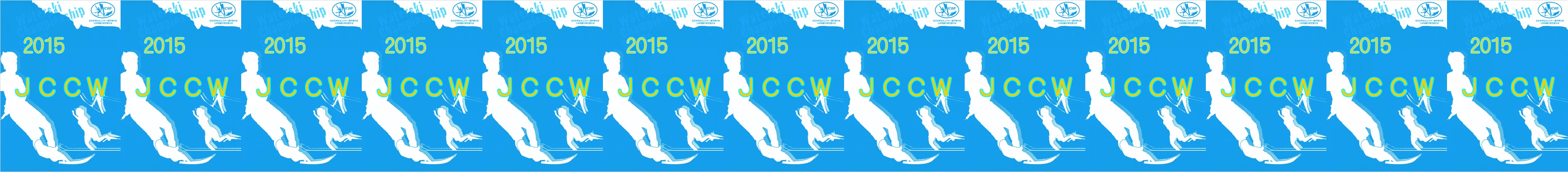 2015JCCW M's Title