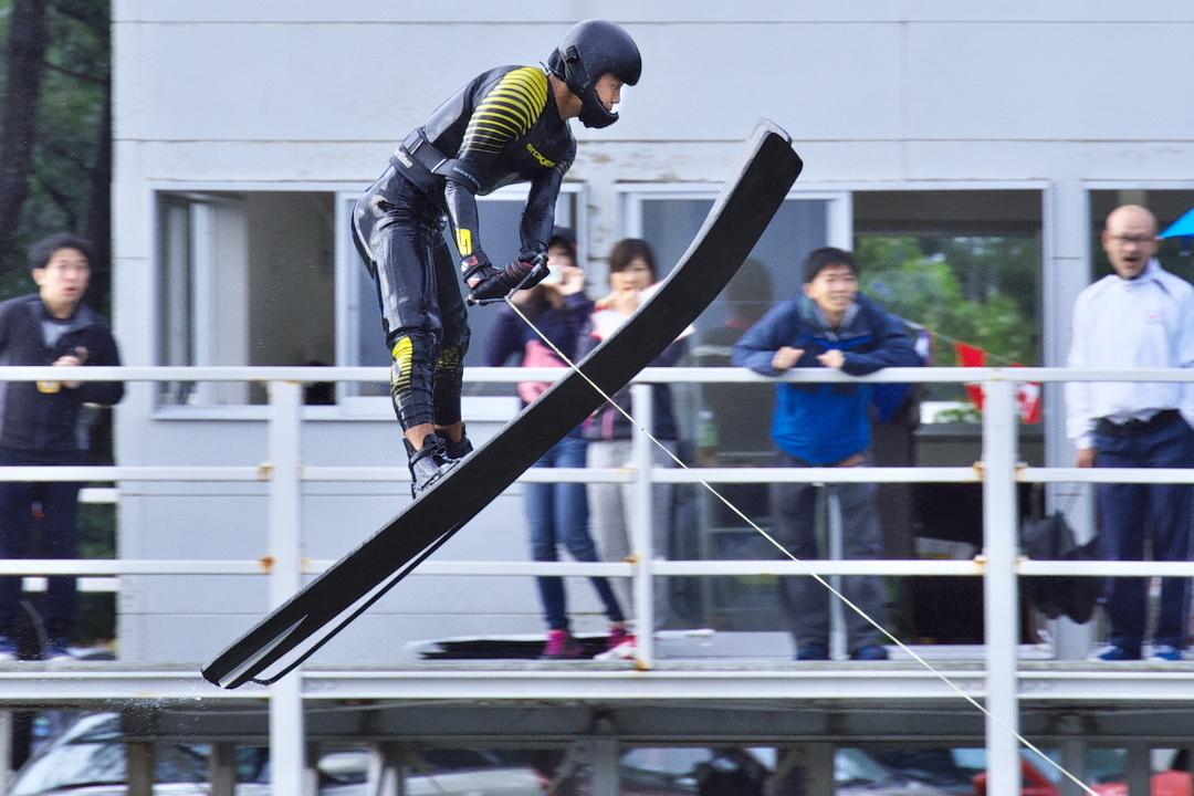 笠原健太郎選手(立4)2015JCCW M's Jump 優勝