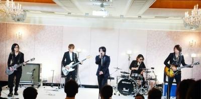 【芸能人サプライズ】スッキリとGLAYが結婚式でサプライズ!