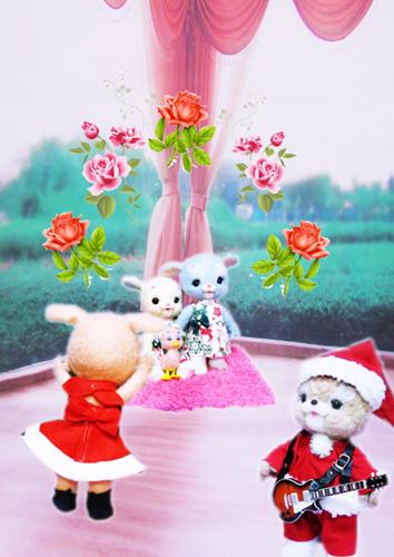 薔薇の歌クリスマス
