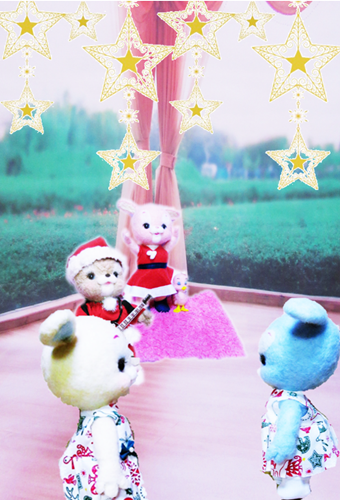 ミヒロ&ミロクリスマス