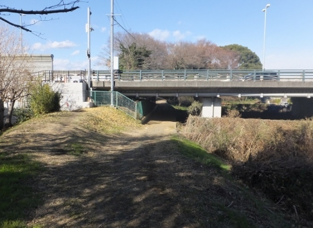 中津川橋西詰