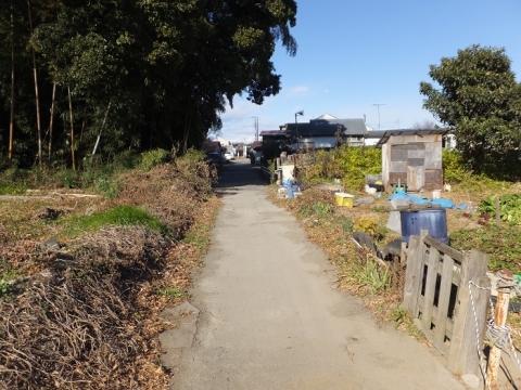 蟹渕川暗渠