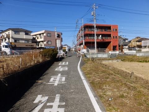 横須賀水道みち・海老名市上郷