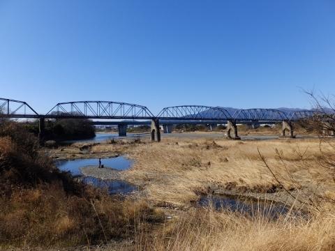 横須賀水道・上郷水管橋