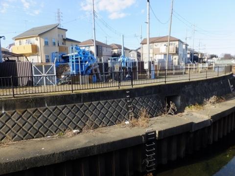 相模川左岸幹線用水路・座間サイフォン