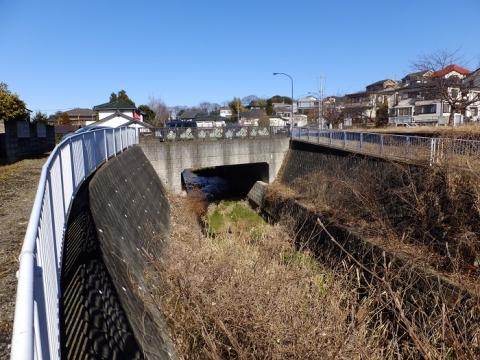 山谷鳩川橋