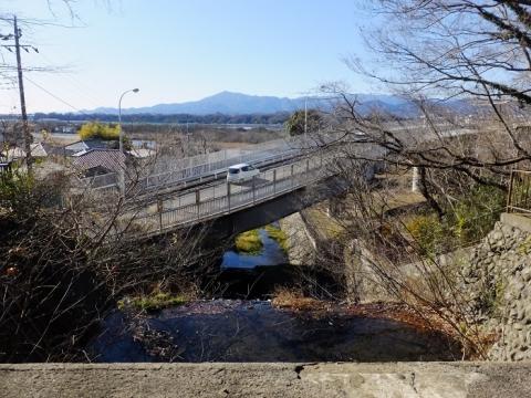 鳩川隧道分水路