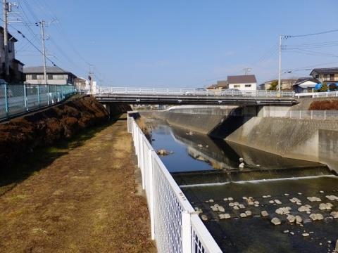 鳩川・谷戸橋