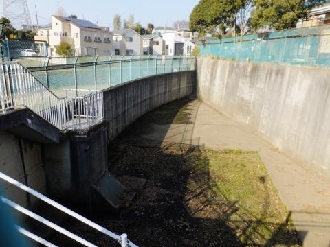 下溝鳩川第1雨水調整池