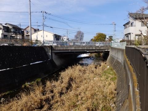 県道46号線千年橋