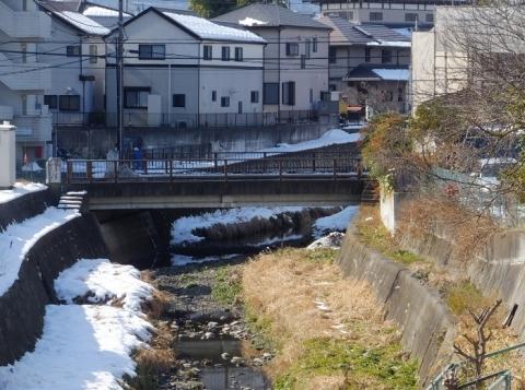 鳩川・久沢橋