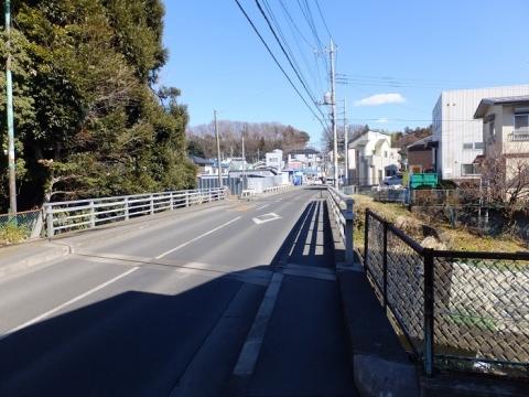 姥川の丸崎橋