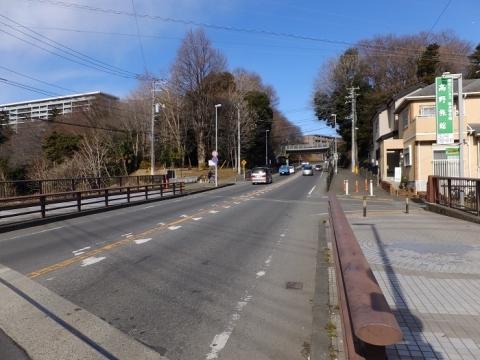 県道503号線日金沢橋