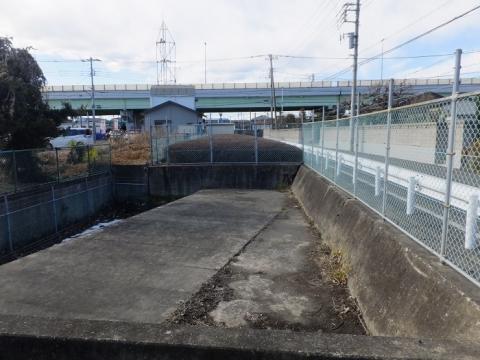 姥川第一雨水幹線