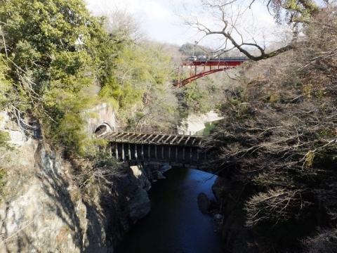 八ツ沢発電所第一号水路橋