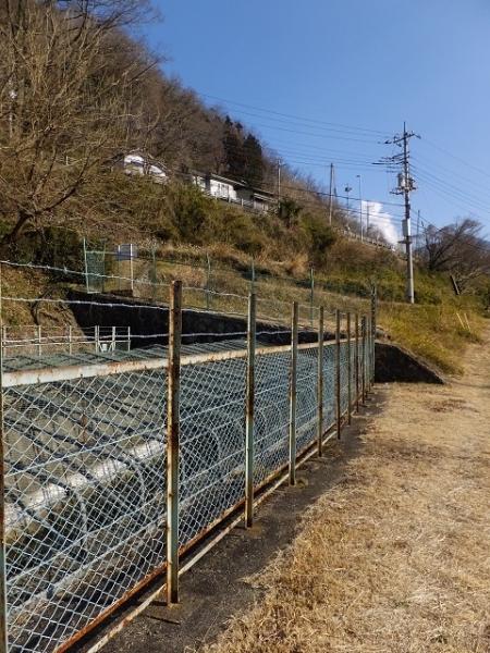 八ツ沢発電所導水路