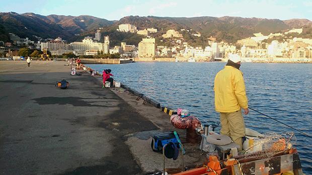 2018熱海初釣り (4)