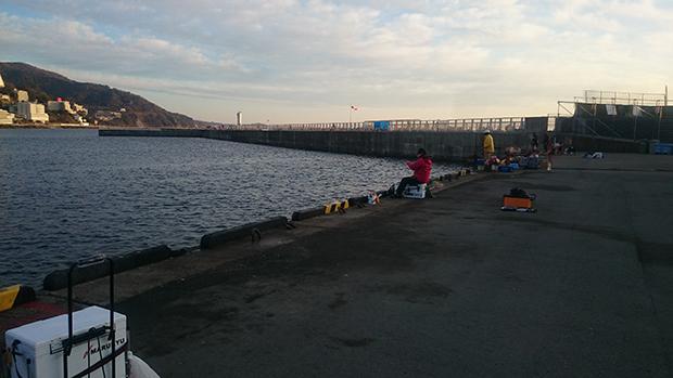 2018熱海初釣り (3)