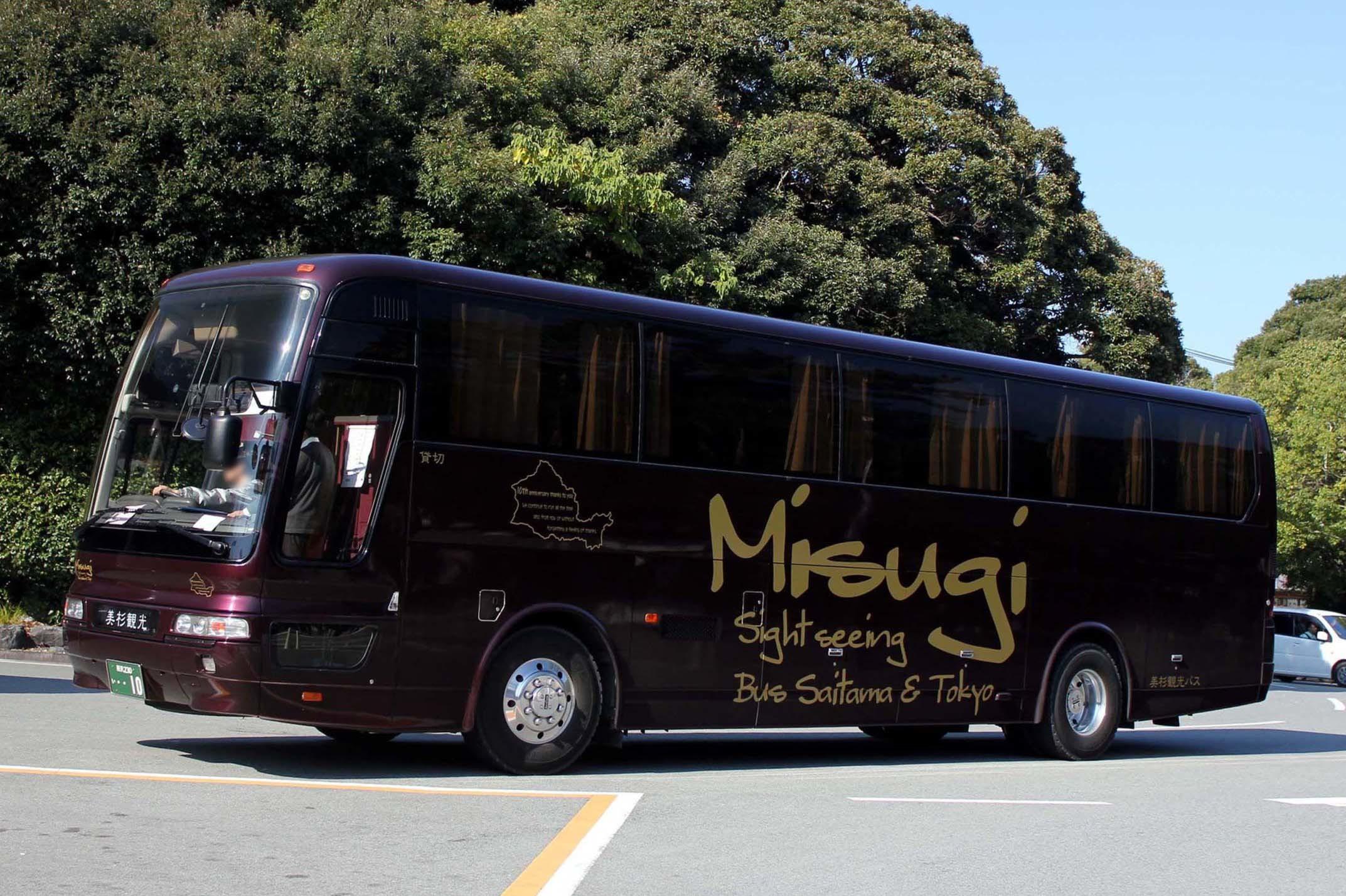 美杉観光バス い10