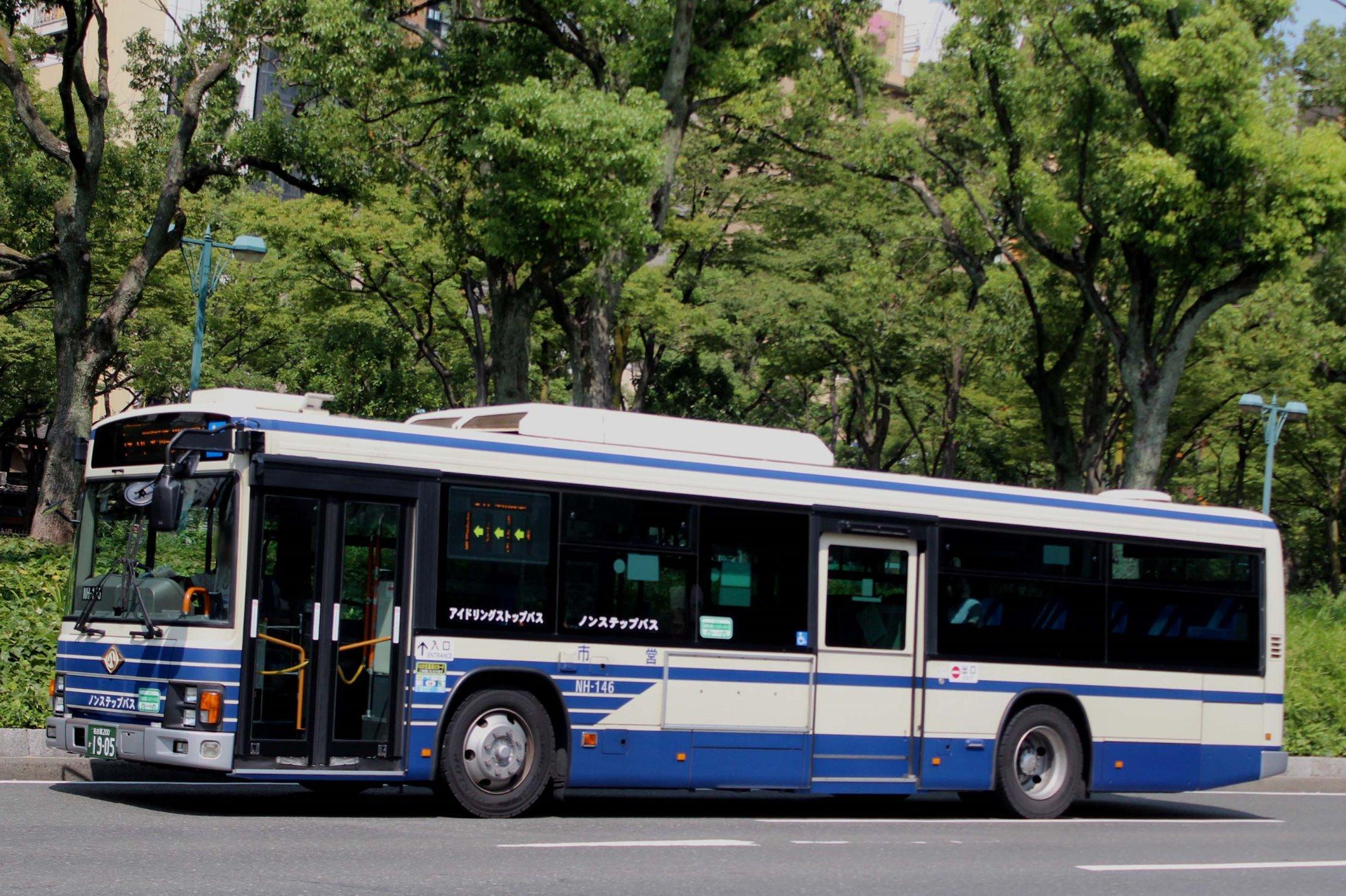 名古屋市交通局 NH-146