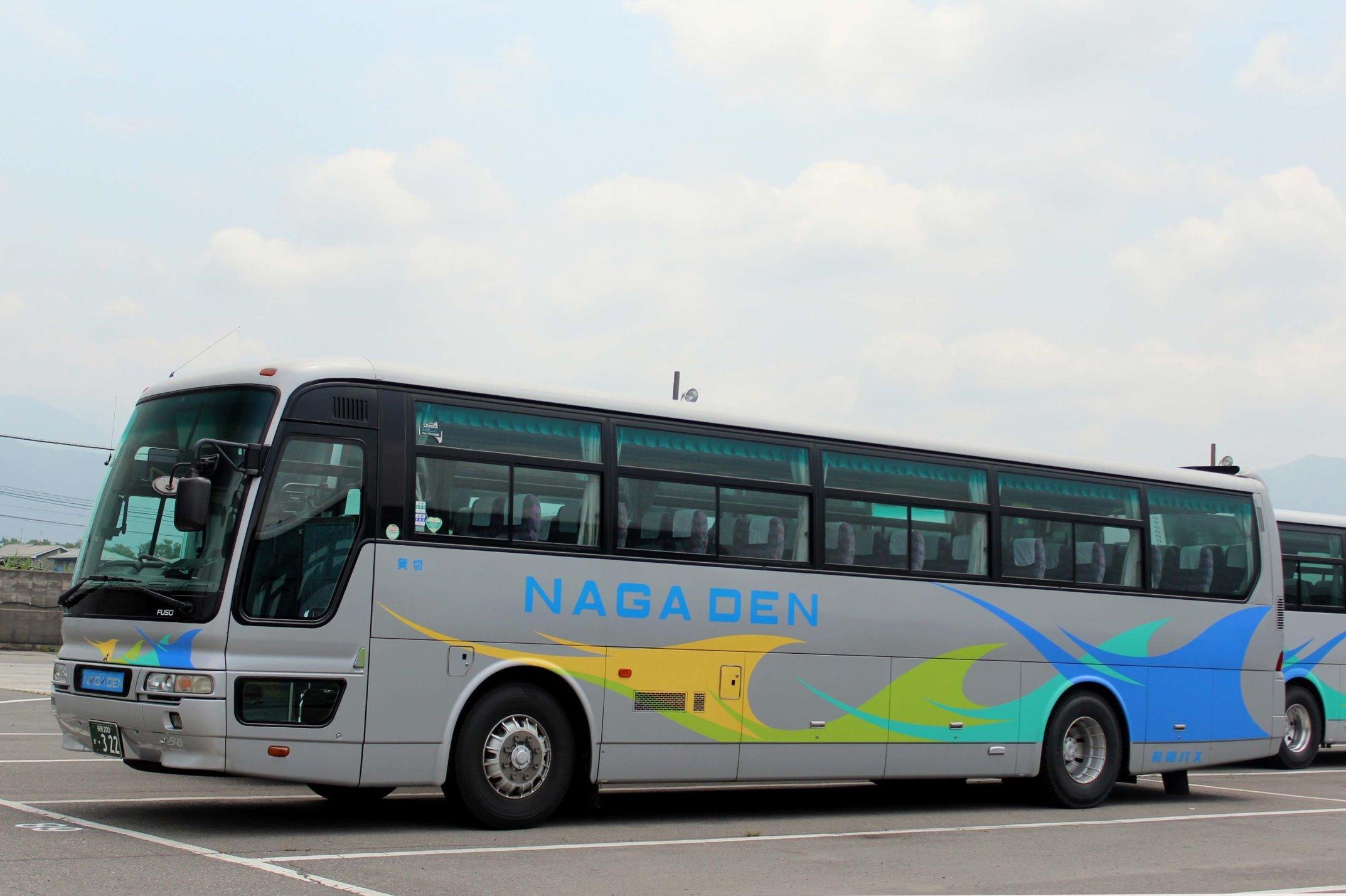 長電バス か322
