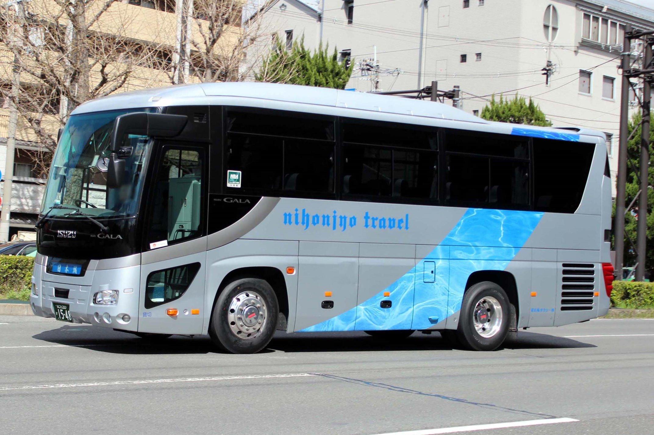 日本城タクシー か1548