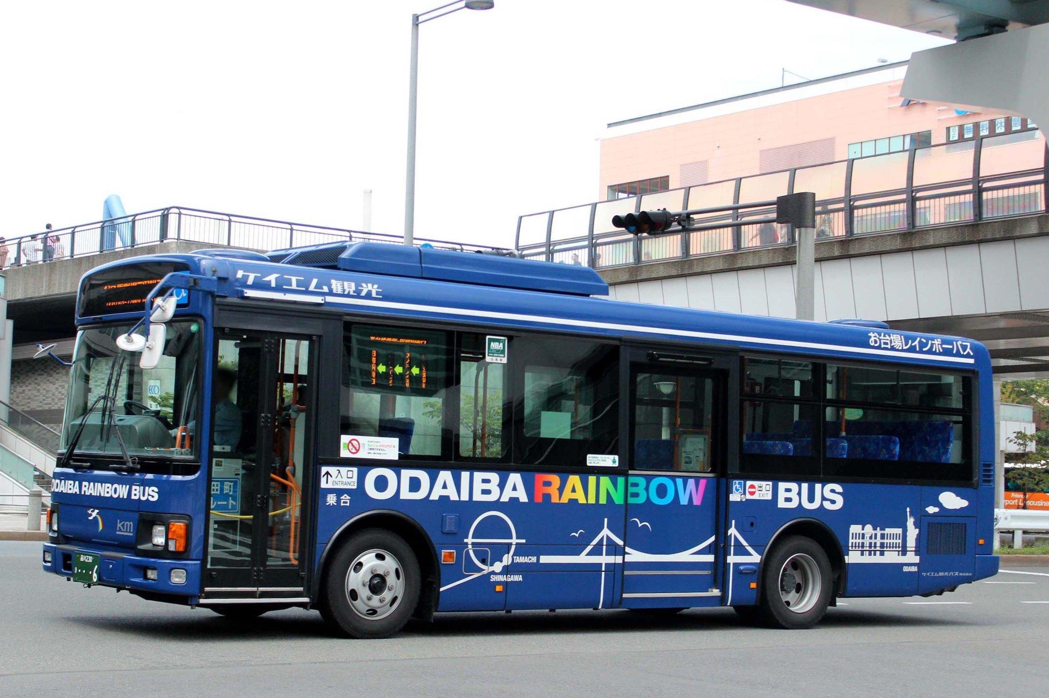 ケイエム観光バス き6