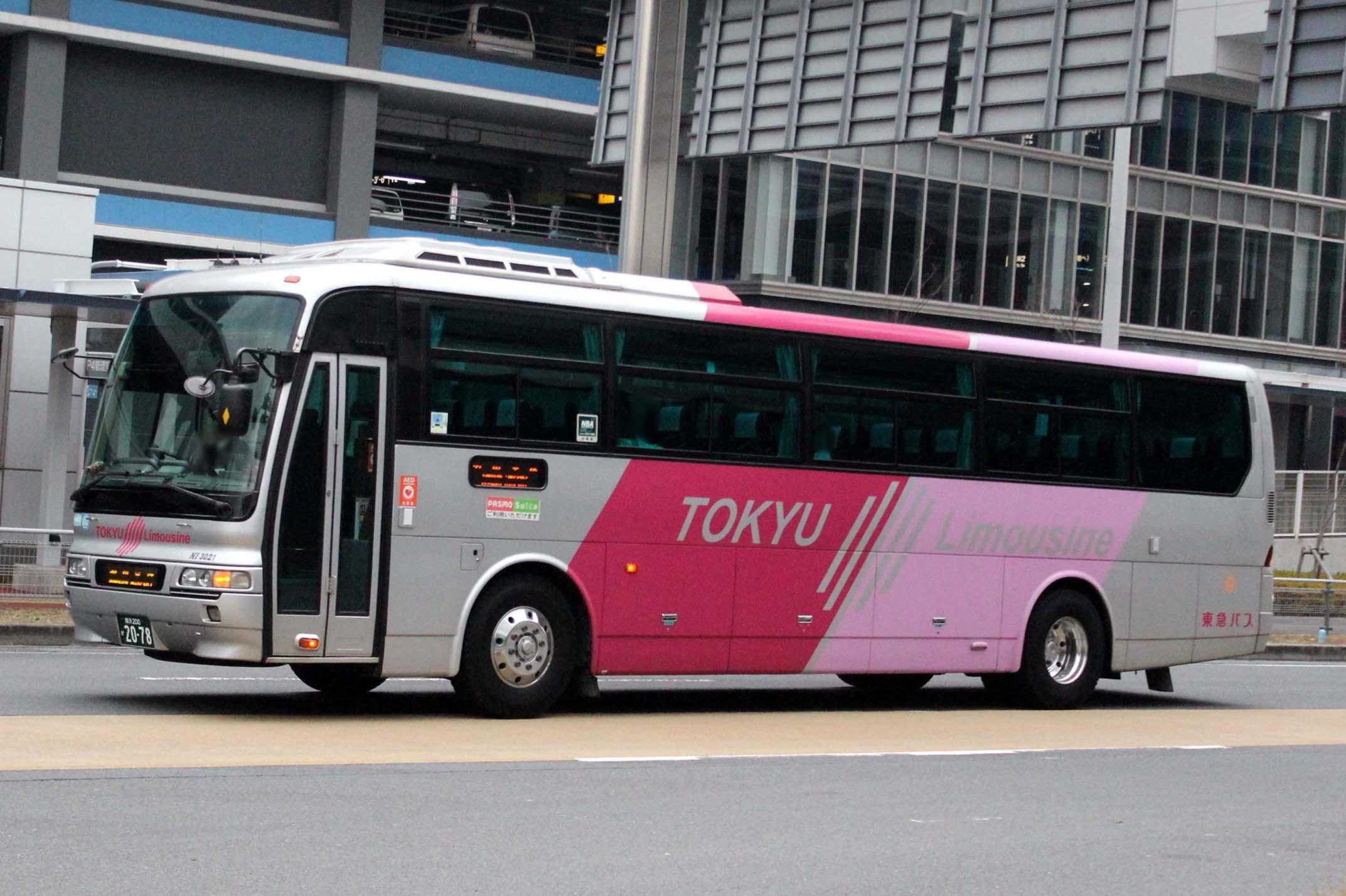 東急バス NI3021