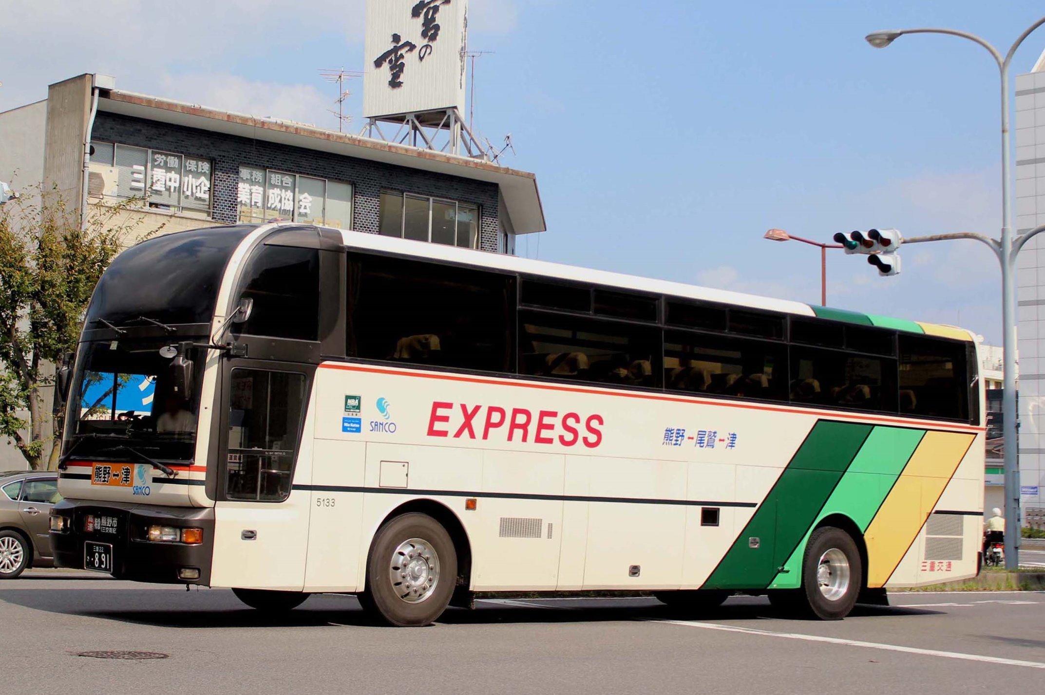 三重交通 5133