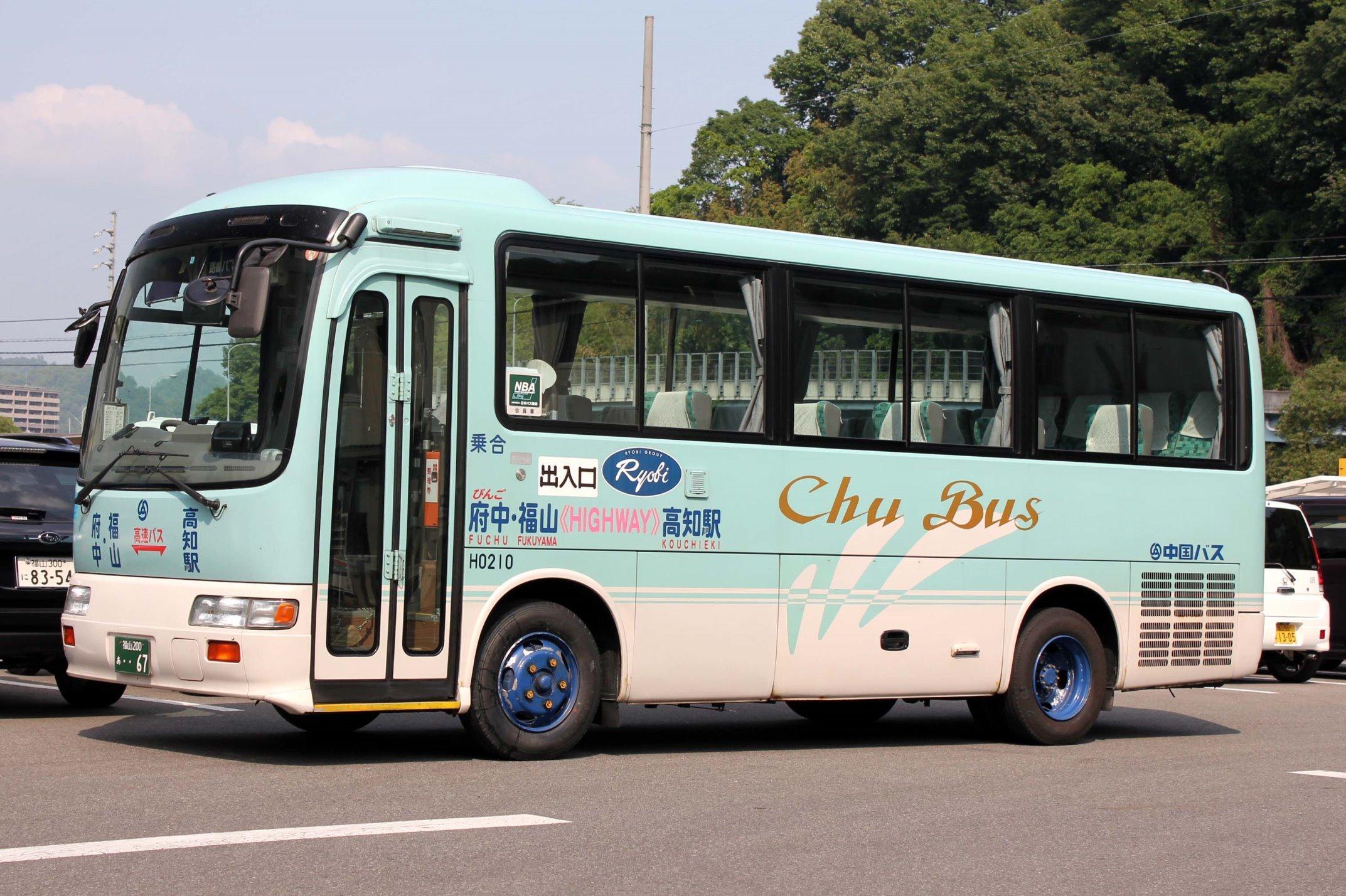 中国バス H0210