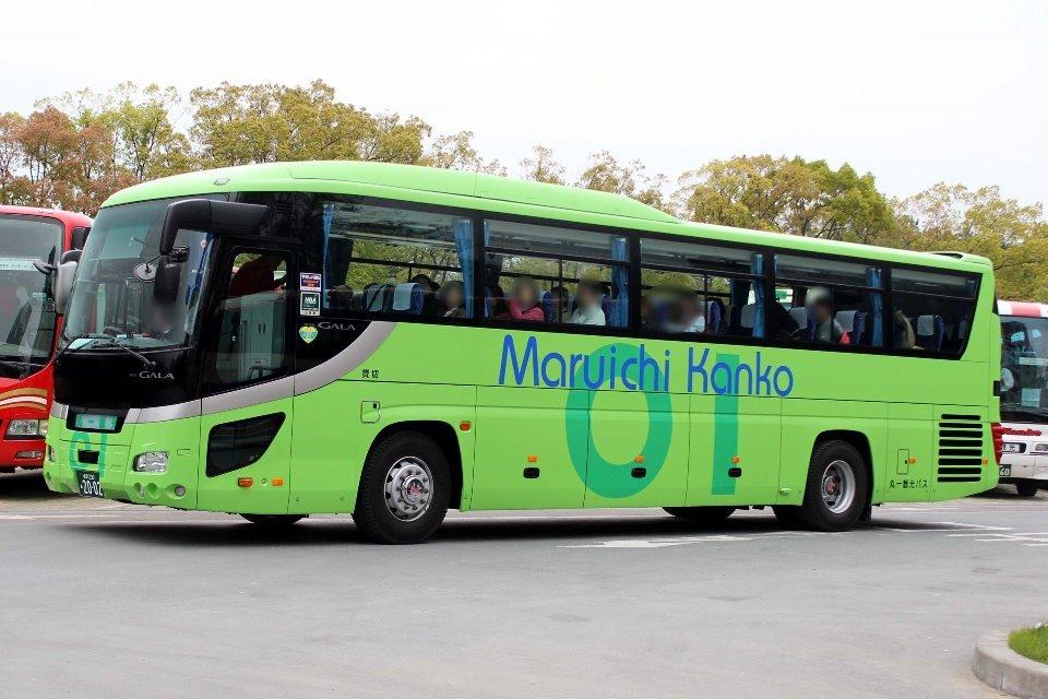 丸一観光バス あ2002
