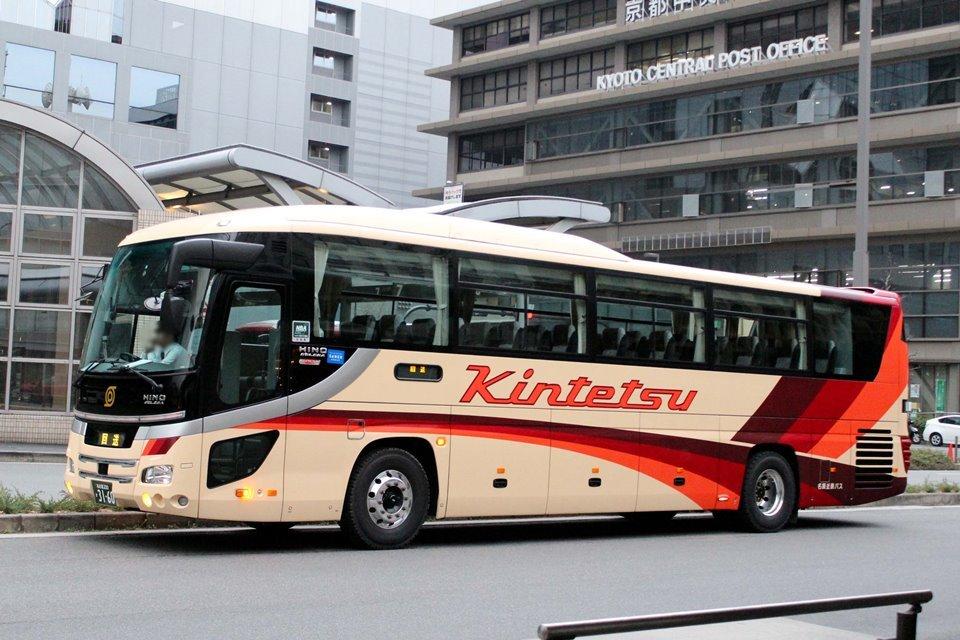 名阪近鉄バス か3160