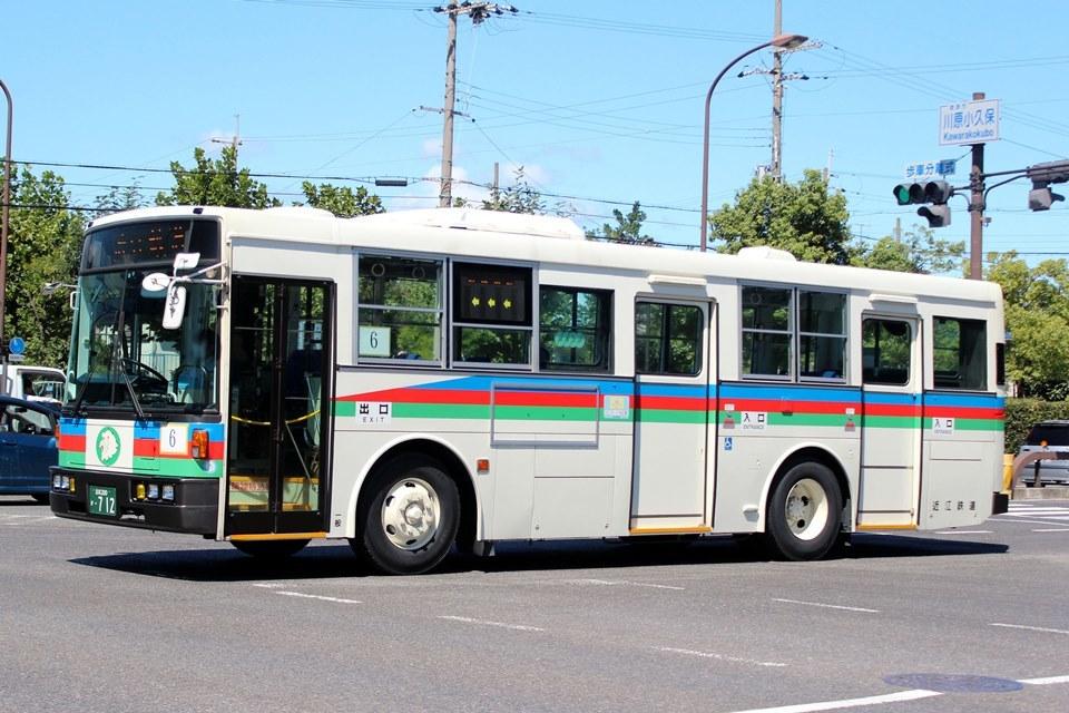 近江鉄道 か712