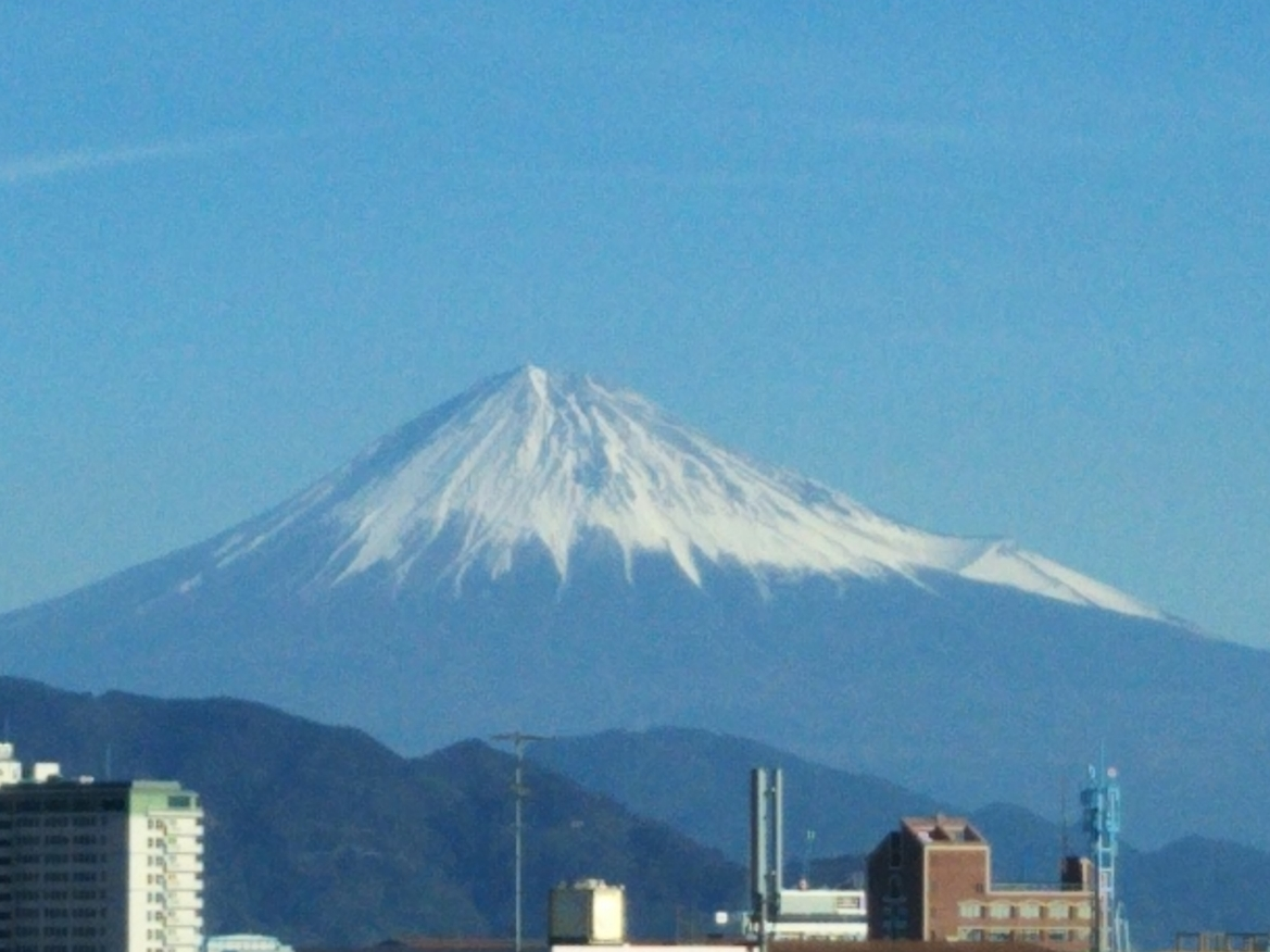 2017/11/28富士山