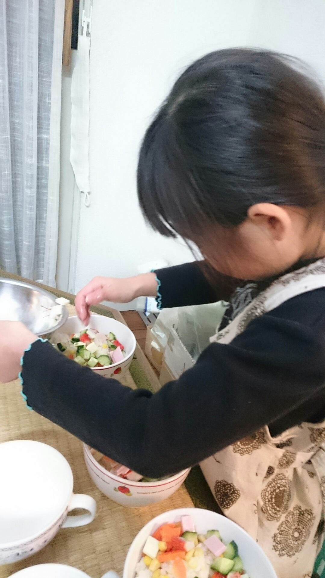 12月子供料理