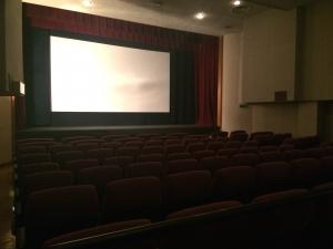 メトロ劇場 劇場内