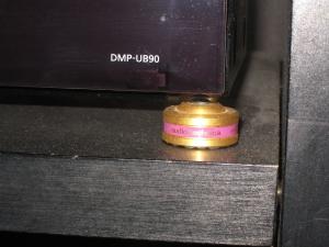 DMP-UB90インシュレーター