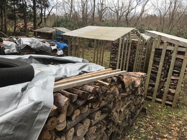 薪小屋パトロール1