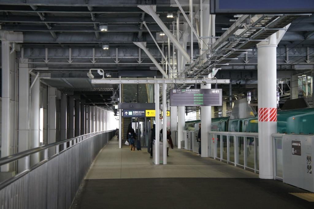 新函館北斗駅22