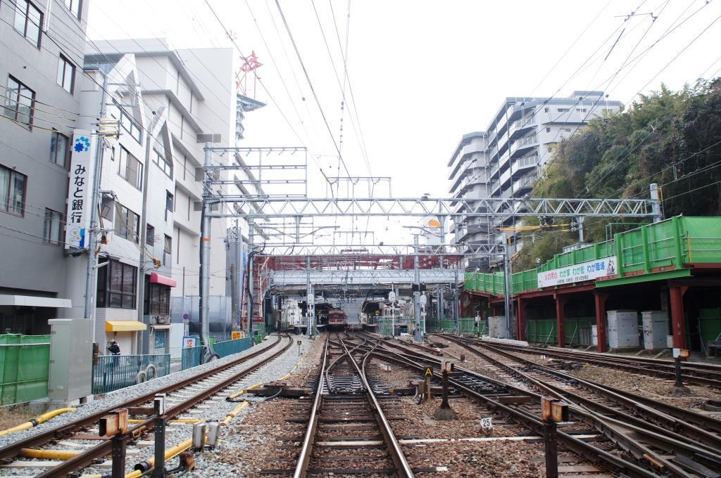鈴蘭台駅駅前再開発事業2017123122