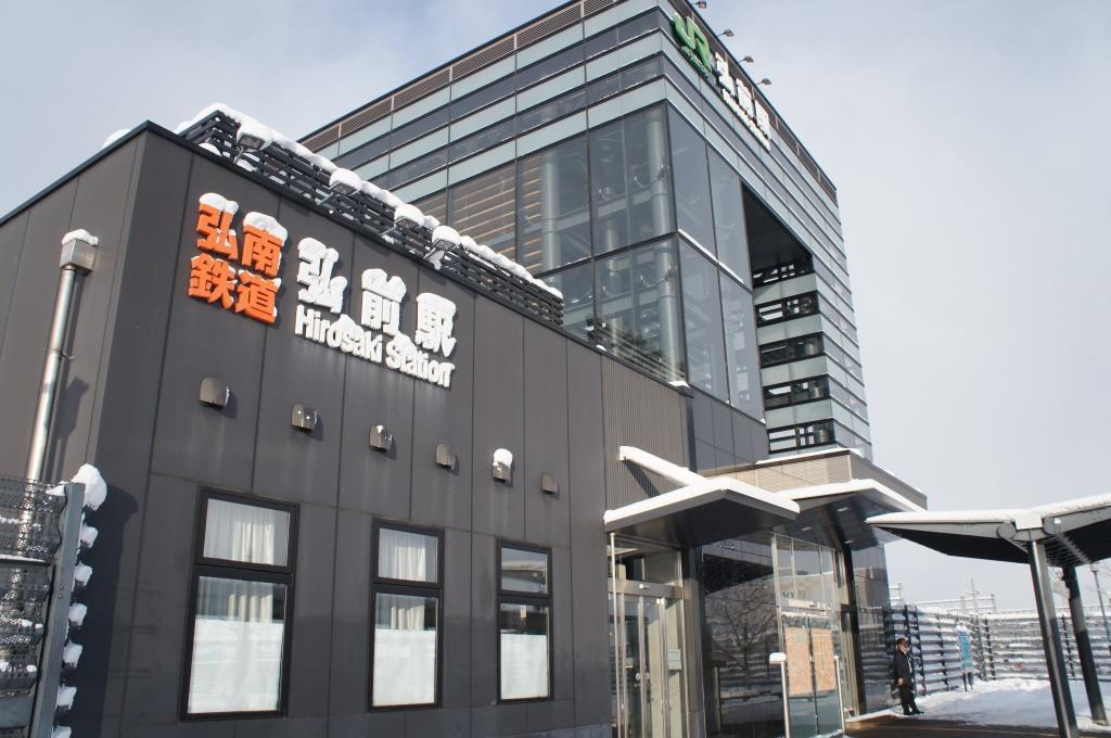 弘前駅13