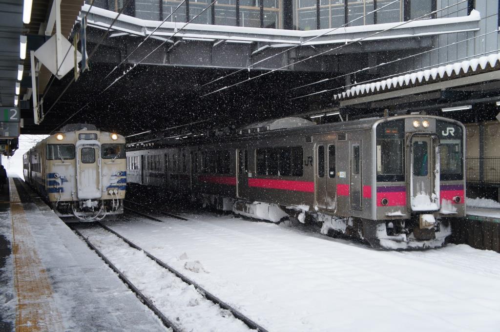 弘前駅17