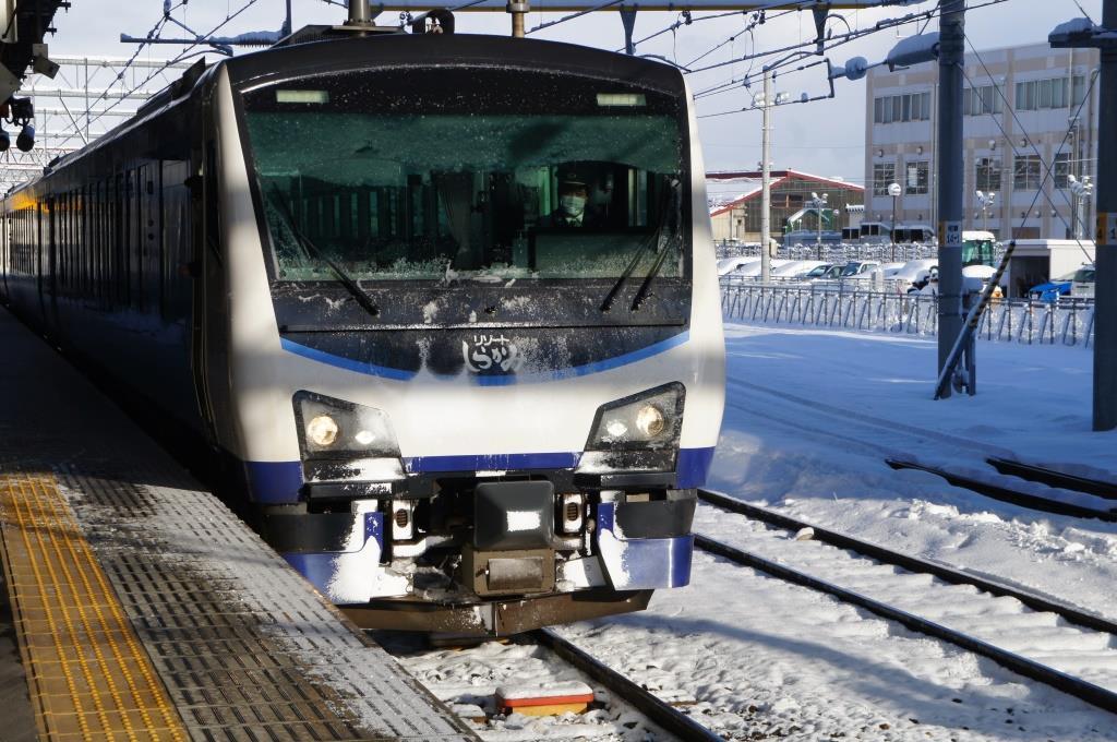 弘前駅25