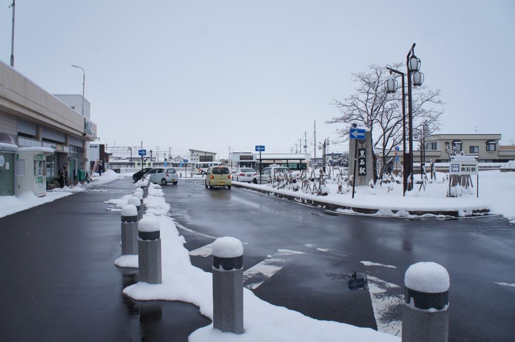 黒石駅11