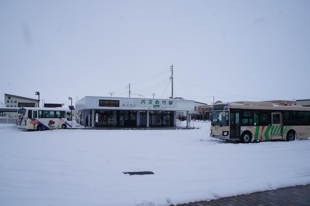 黒石駅13