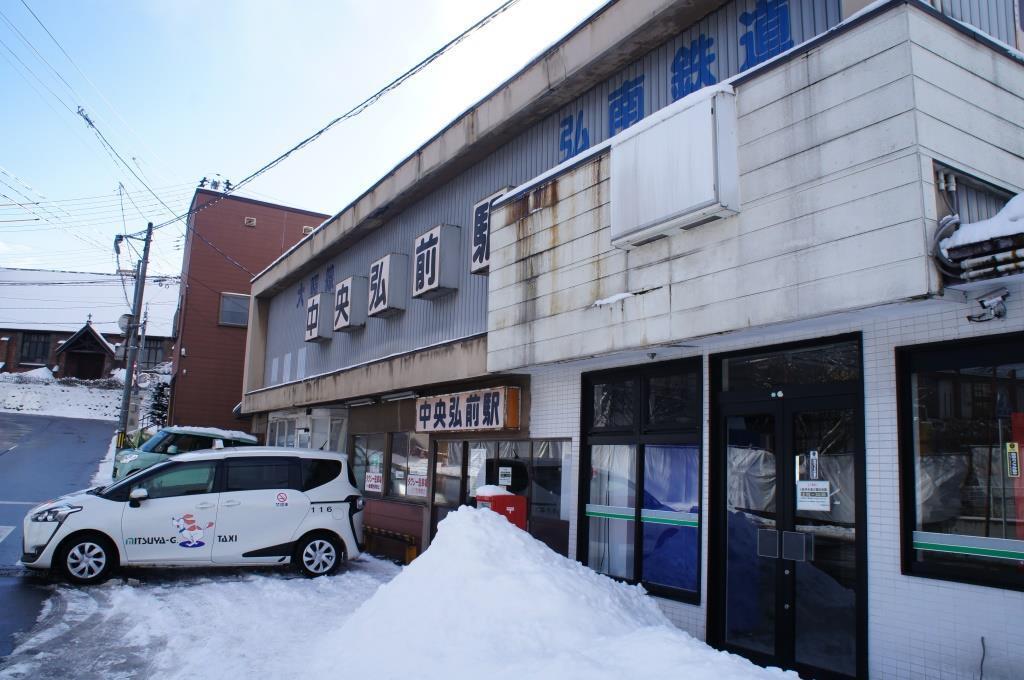 中央弘前駅04